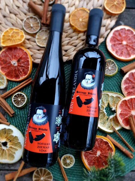 Sofijas Ziemas vīns 0.75L